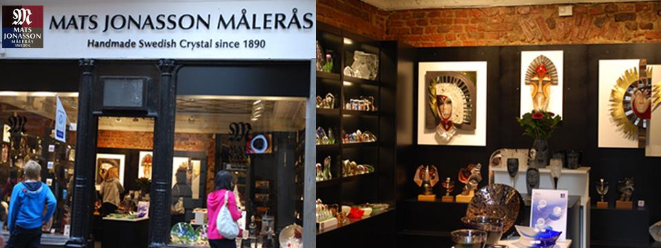 Mats Jonasson Concept Store
